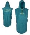 ION Poncho Grom Handtuch-Kapuzen-Bademantel für Kinder
