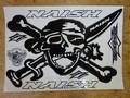 NAISH Sticker No.II 53,3 x 36,8