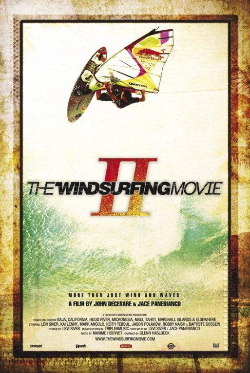 THE WINDSURFING MOVIE II DVD