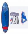 """2021 STARBOARD Waterman Package SUP Windsurfing  iGO Deluxe SC 10'8""""x33""""x6""""....Hauspreis anfragen!"""
