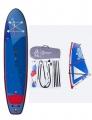 """2021 STARBOARD Waterman Package SUP Windsurfing  iGO Deluxe SC 11'2""""x31+""""x6""""....Hauspreis anfragen!"""