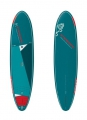 """2021 STARBOARD LONGBOARD SUP  9'0""""x26"""" Blue Carbon"""