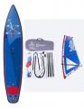"2021 STARBOARD Waterman Package SUP Windsurfing Touring Deluxe SC 12'6""x30""x6""....Hauspreis anfragen!"